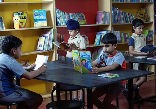 Suchitra Academy Library