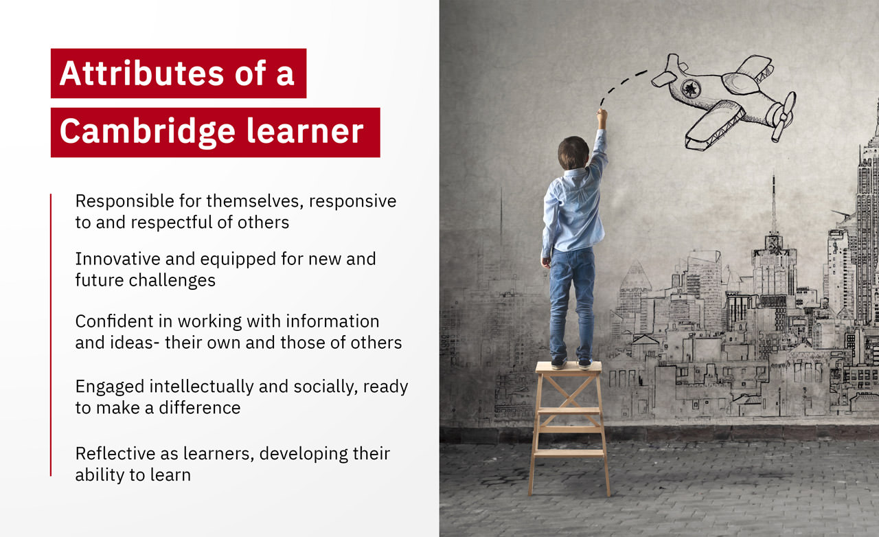 Attributes of a Cambridge Learner
