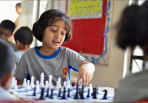 Suchitra Academy Indoor Games