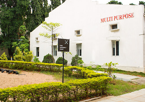 Suchitra Academy Multipurpose Hall